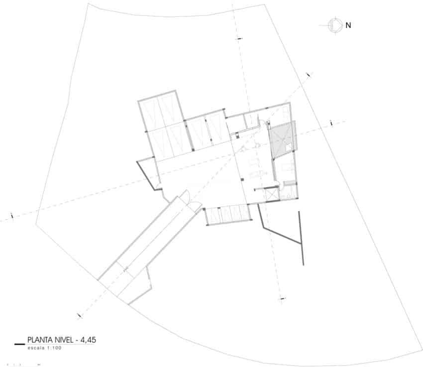 Cumbayá House by Diego Guayasamin Arquitectos (13)