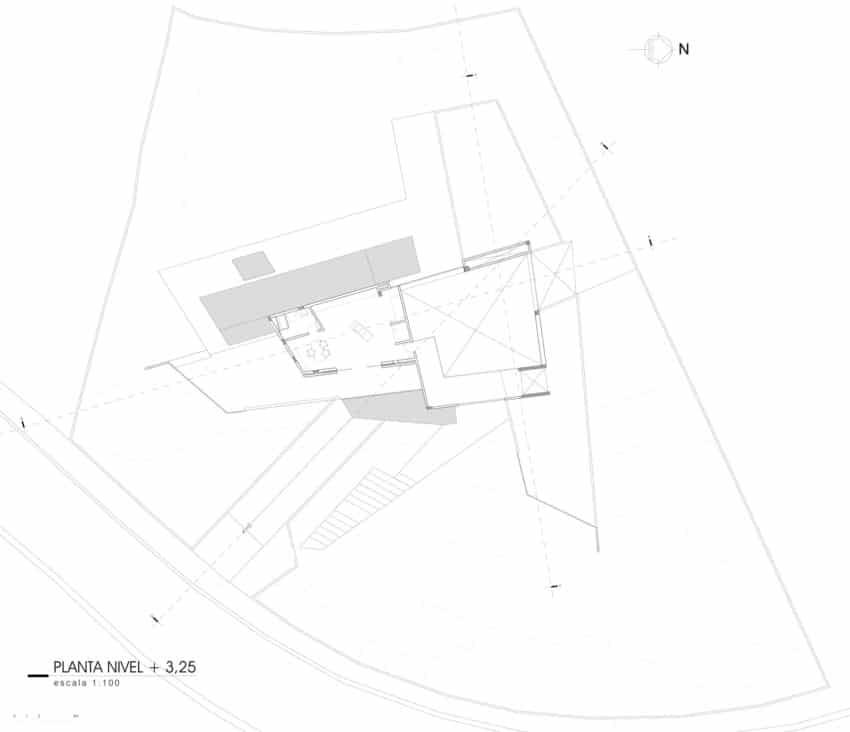 Cumbayá House by Diego Guayasamin Arquitectos (15)