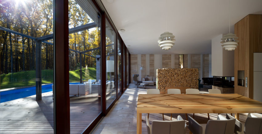 House With A Peristyle by Drozdov&Partners (7)