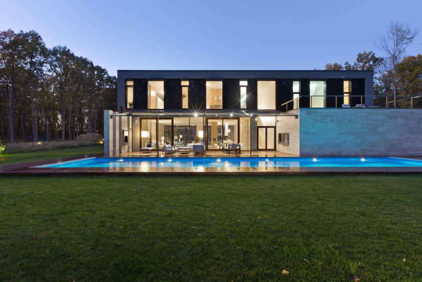 House With A Peristyle by Drozdov&Partners (13)