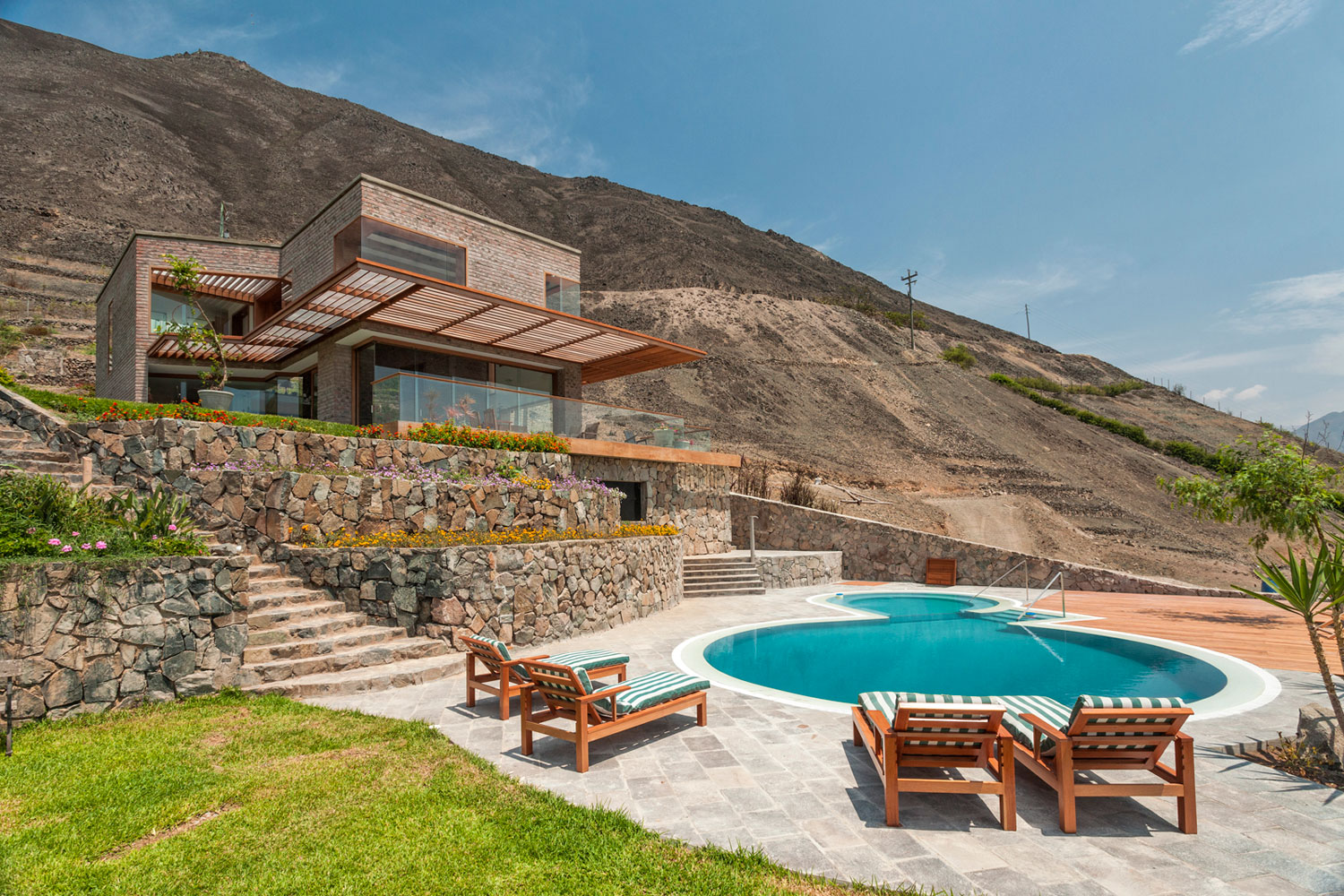 A Stunning Private Residence in the Azpitia Valley in Peru