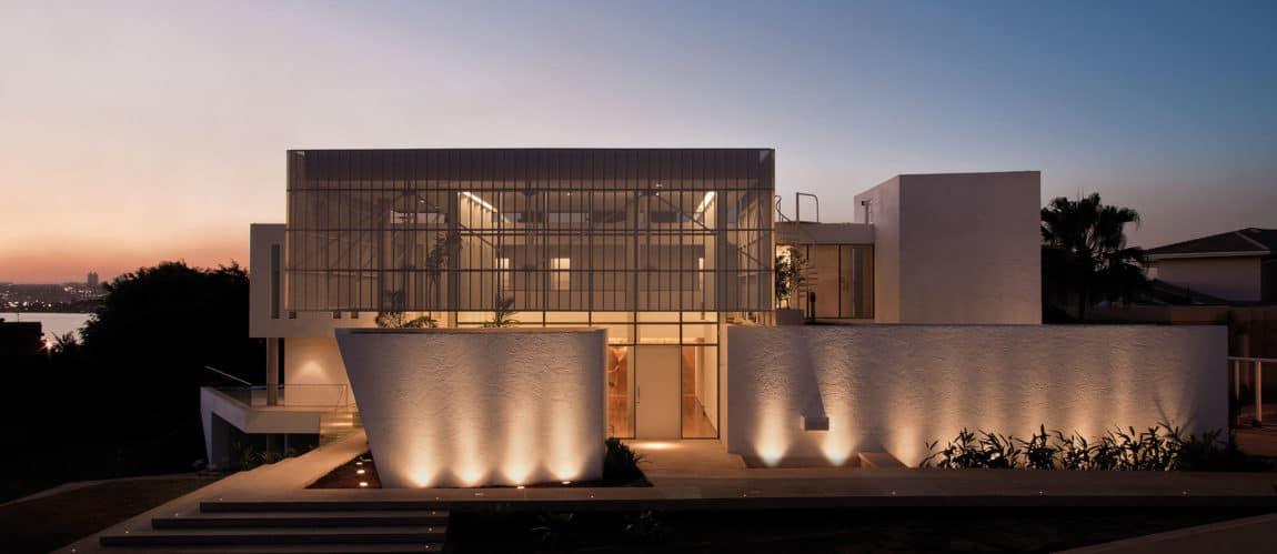 House in Lago Sul QI 25 by Sérgio Parada Arquitetos (14)