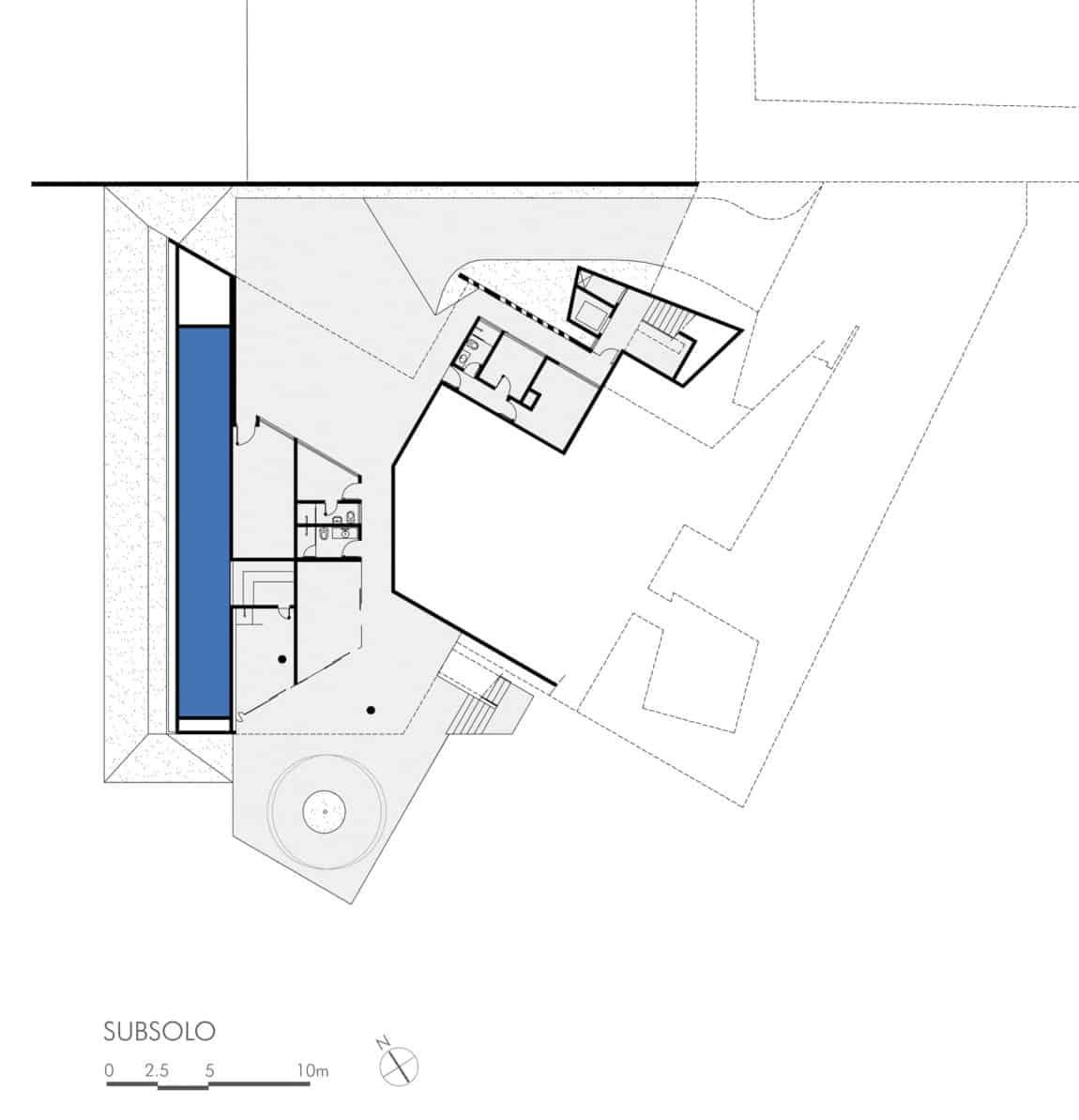 House in Lago Sul QI 25 by Sérgio Parada Arquitetos (16)