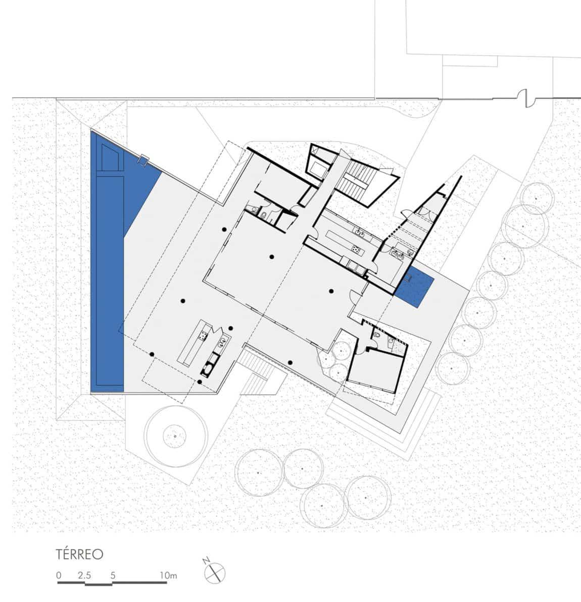 House in Lago Sul QI 25 by Sérgio Parada Arquitetos (17)