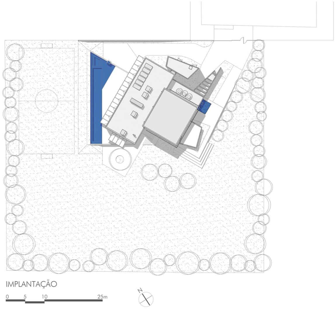 House in Lago Sul QI 25 by Sérgio Parada Arquitetos (20)