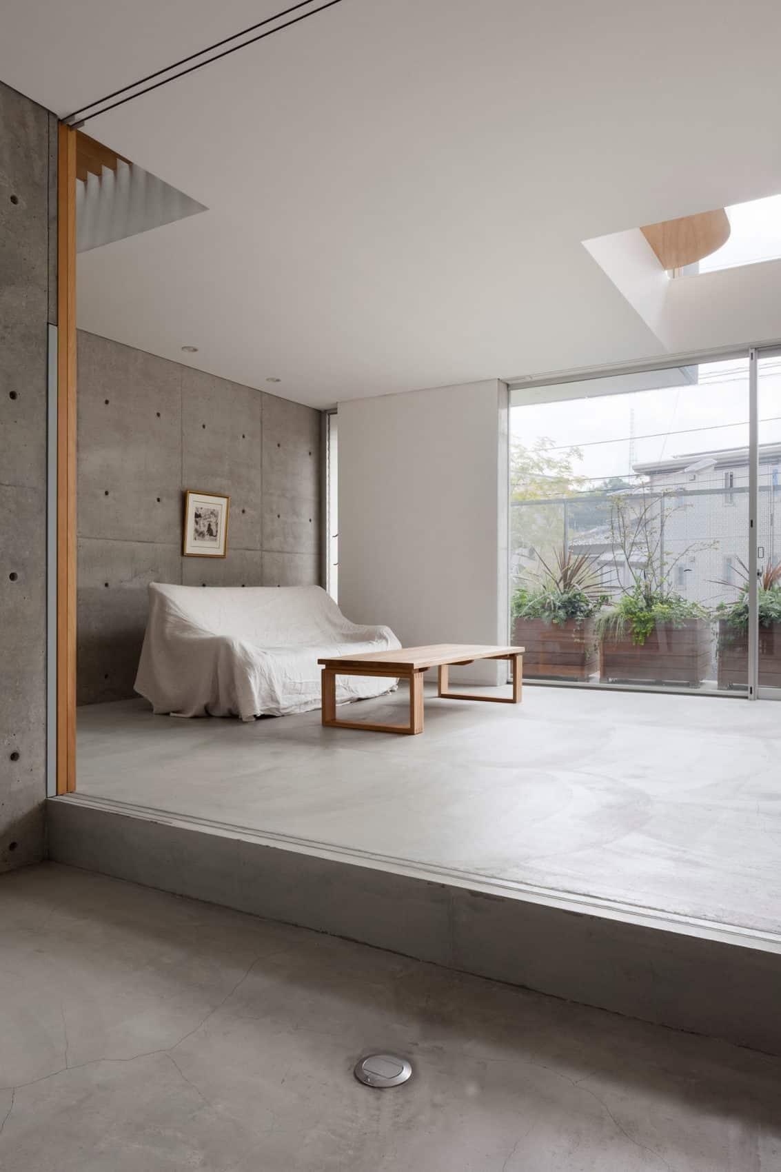 House in Midorigaoka by Yutaka Yoshida Architect (4)