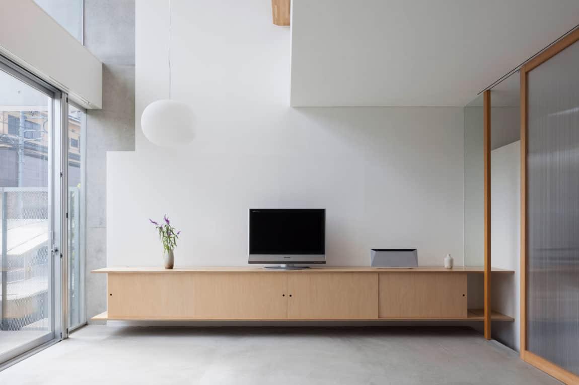 House in Midorigaoka by Yutaka Yoshida Architect (6)
