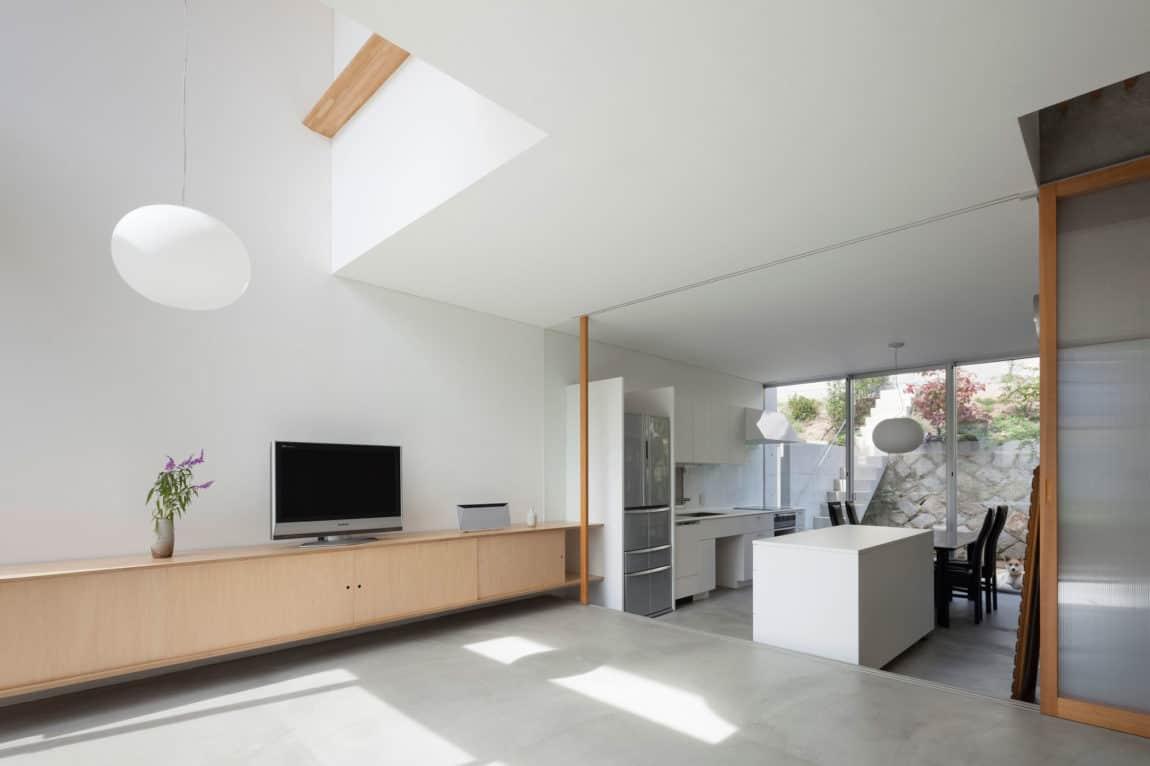 House in Midorigaoka by Yutaka Yoshida Architect (7)