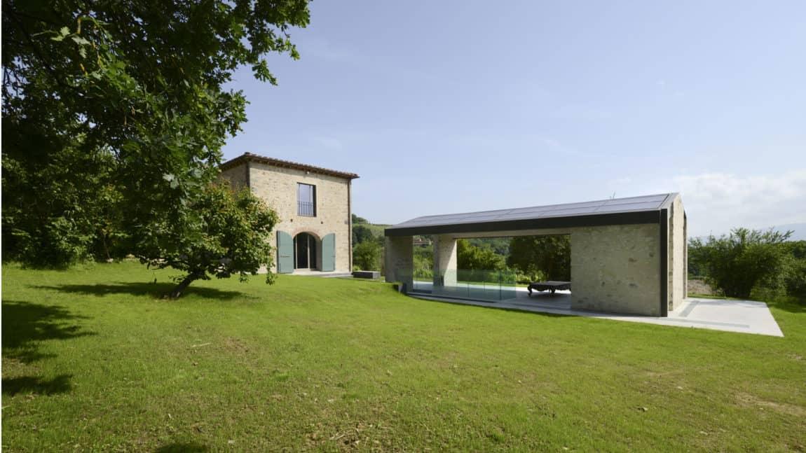La Capanna... by Cecchini Chiantelli & Partners (1)