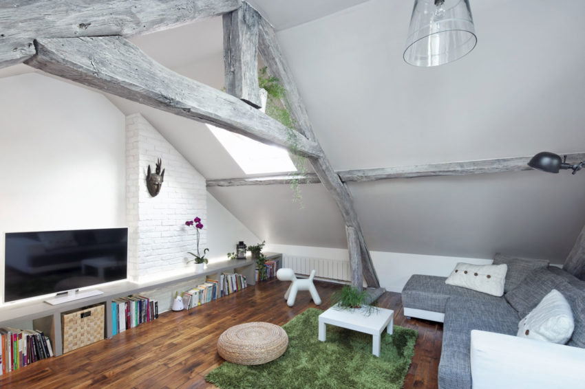 Living Under the Roof by Prisca Pellerin Architecture (3)