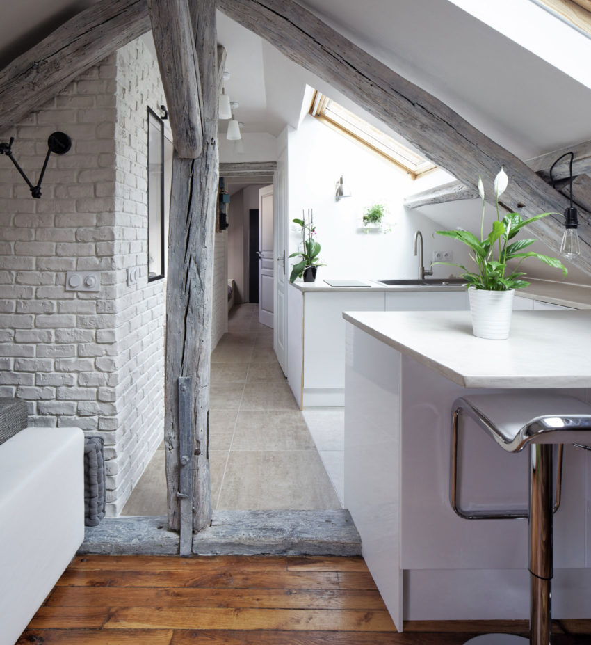 Living Under the Roof by Prisca Pellerin Architecture (4)