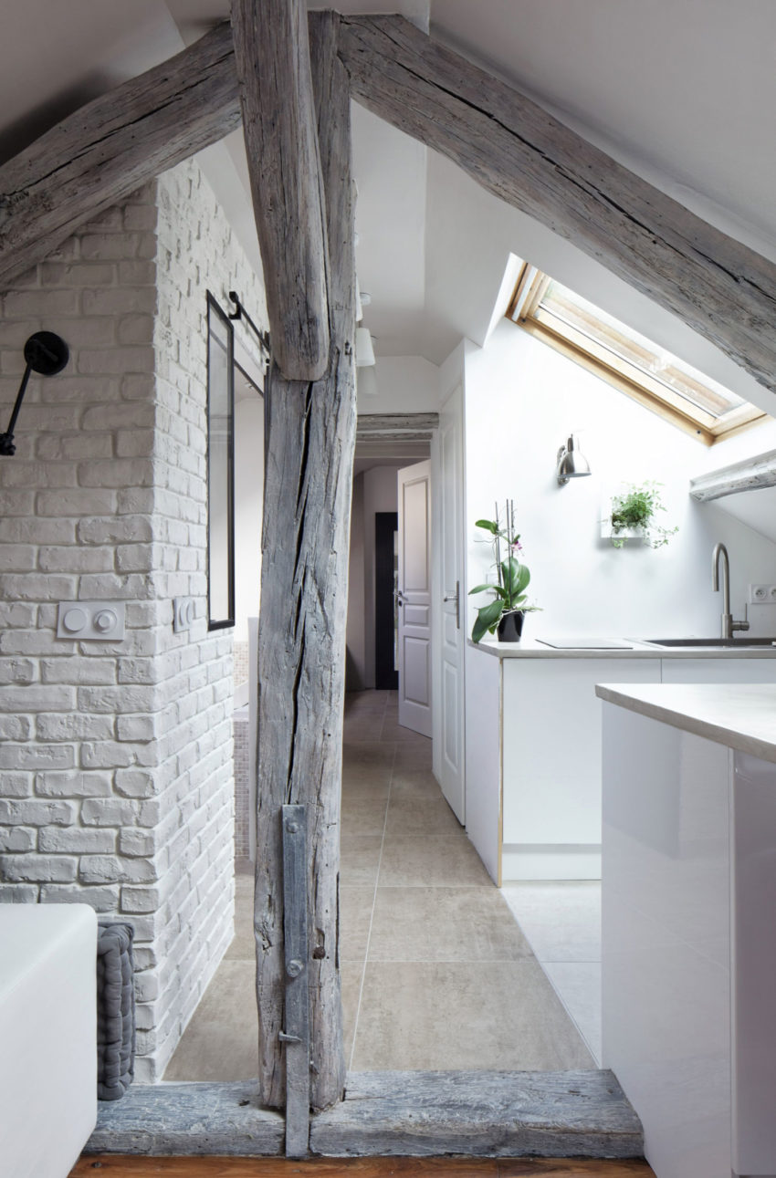 Living Under the Roof by Prisca Pellerin Architecture (5)