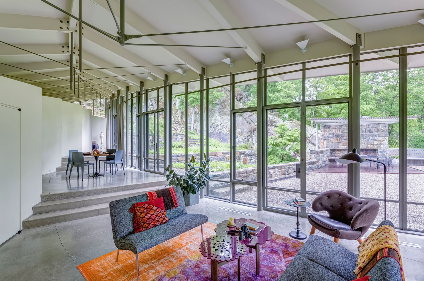Weiss/Manfredi Design a Private Residence in Tuxedo Park, New York