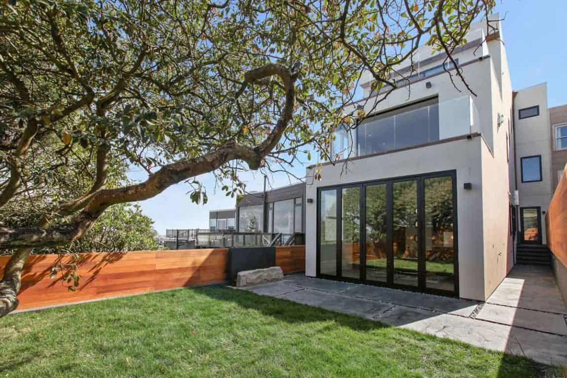 Modern Home by Favreau Design (1)