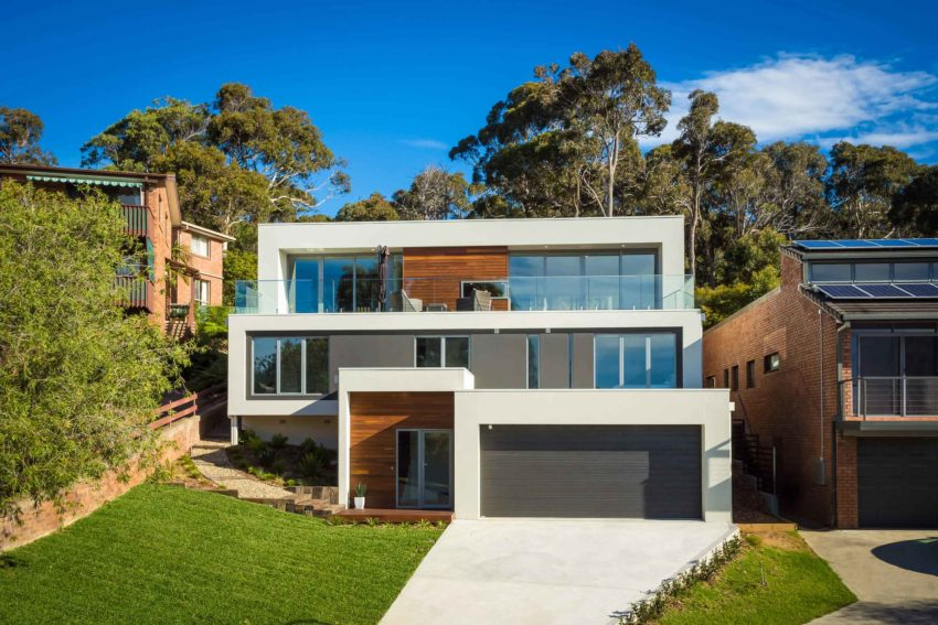 Modernist Home by Dream Design Build (1)