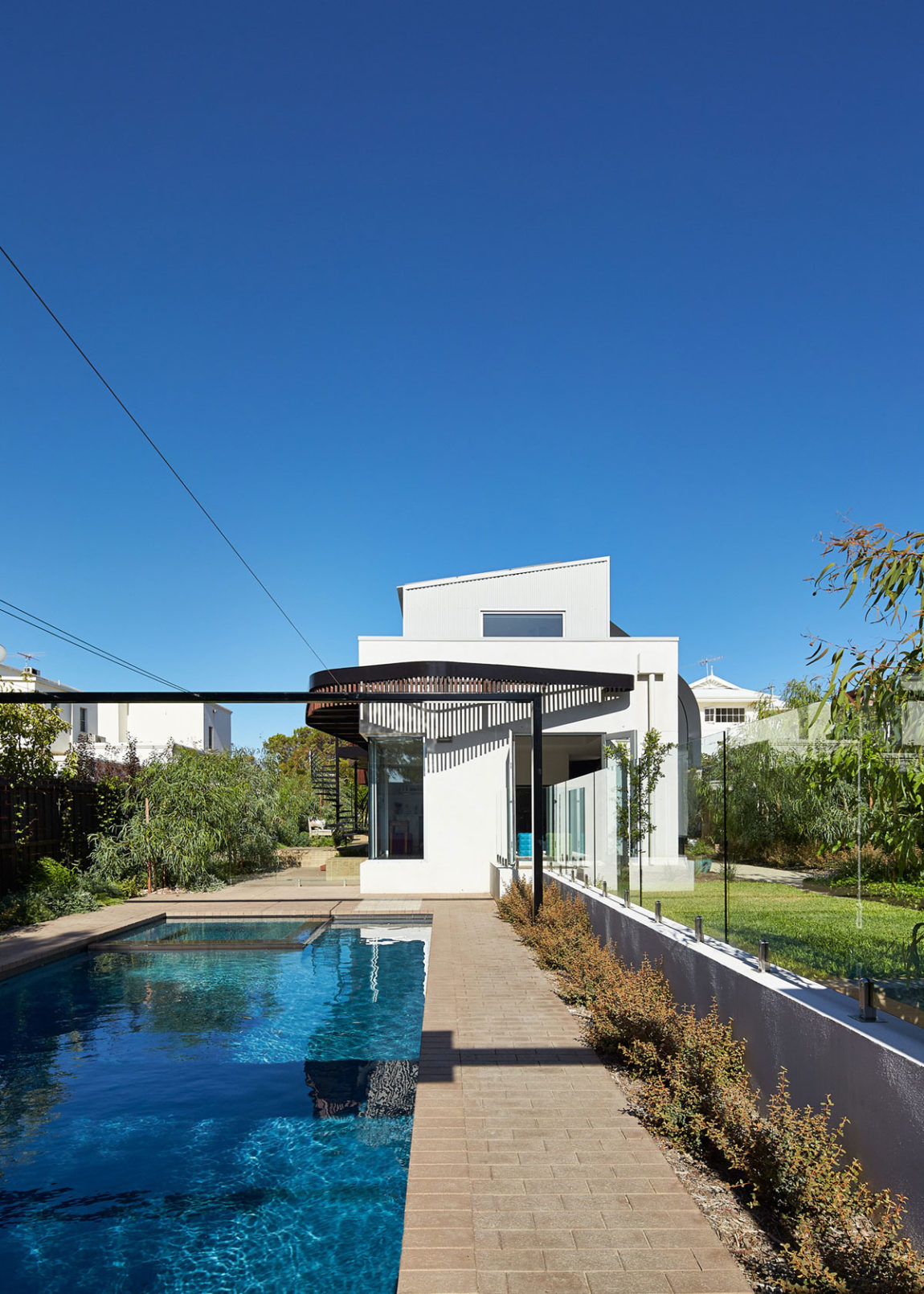Mosman Bay Residence by Iredale Pedersen Hook Architects (10)