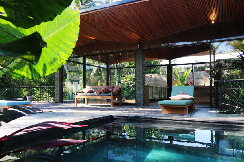 Alexis Dornier Designs a Spectacular Private Home in Bali, Indonesia