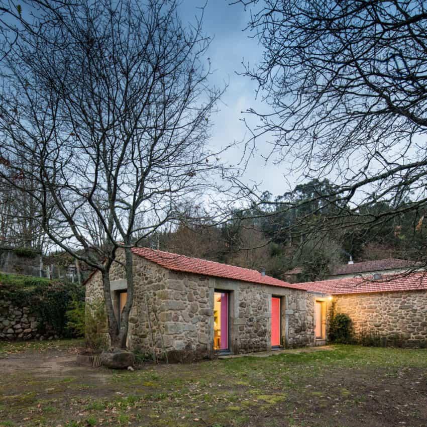 Rural Tourism in Paredes de Coura by Escritório de Arq (27)