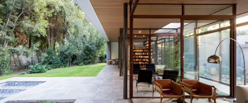 The House and the Trees by Iglesis Arquitectos (6)