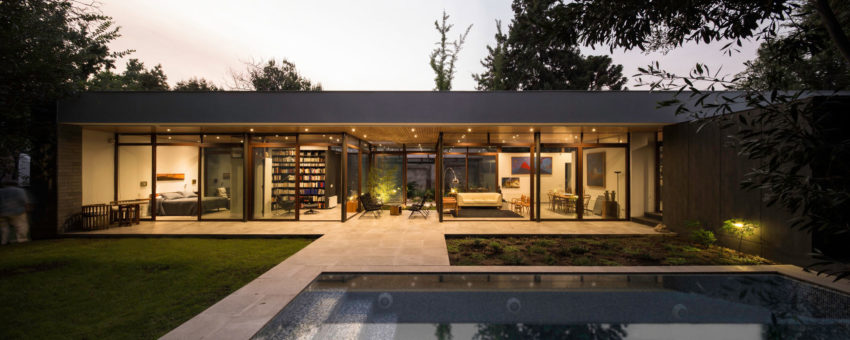 The House and the Trees by Iglesis Arquitectos (15)