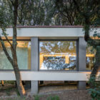 The House in the Woods by OFFICINA29architetti (42)