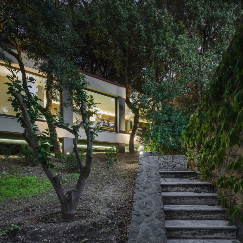 The House in the Woods by OFFICINA29architetti (45)