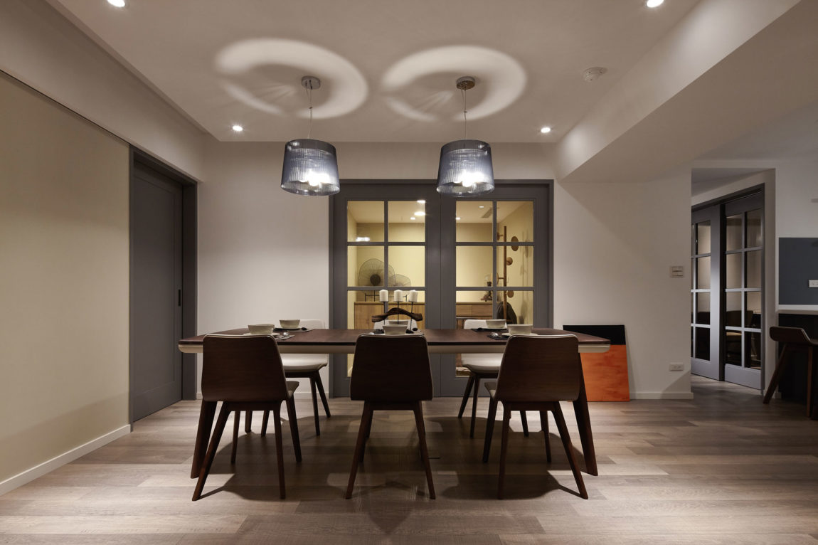 Thirty Year Old Apartment in Taipei by Alfonsoideas (8)