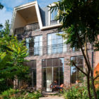 Townhouse Kralingen by Paul de Ruiter Architects (1)