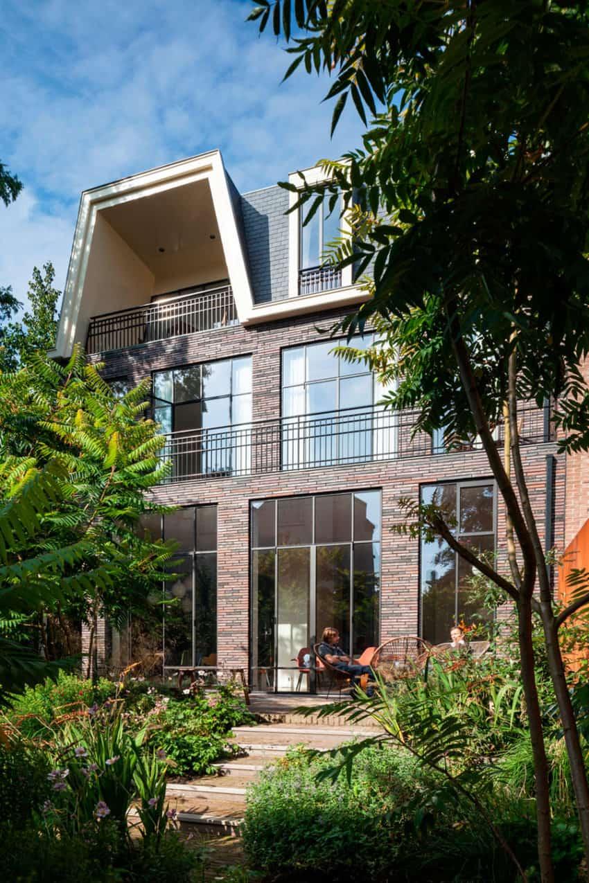 Townhouse Kralingen by Paul de Ruiter Architects (1)