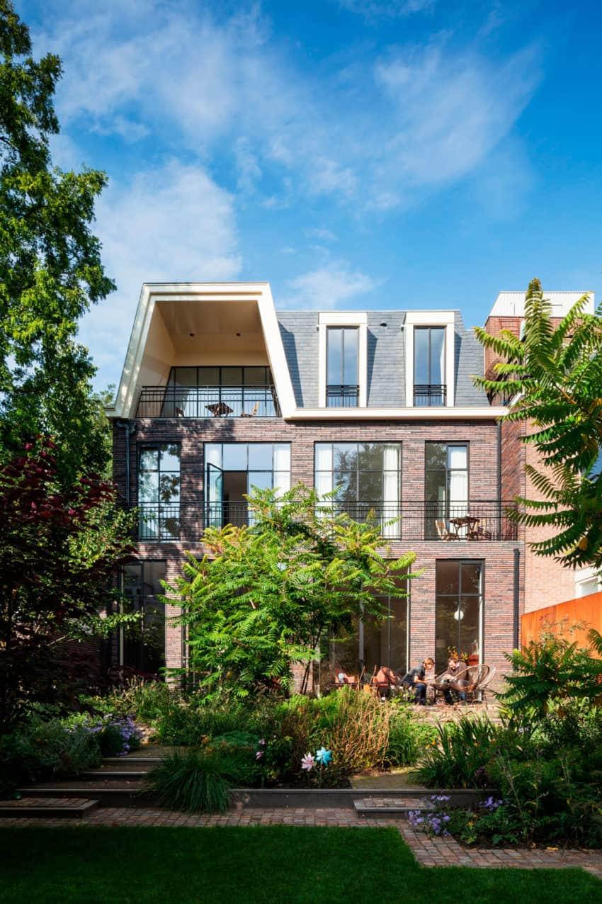 Townhouse Kralingen by Paul de Ruiter Architects (2)