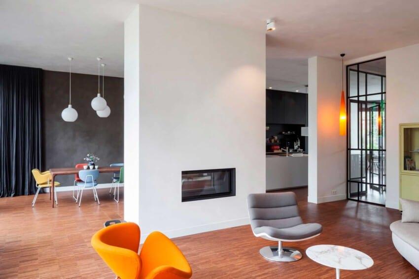 Townhouse Kralingen by Paul de Ruiter Architects (8)