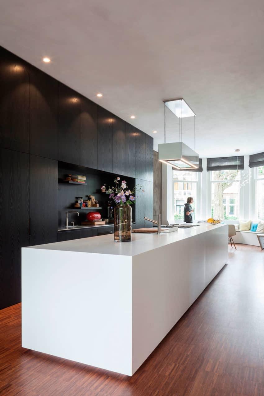 Townhouse Kralingen by Paul de Ruiter Architects (11)