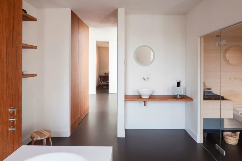 Townhouse Kralingen by Paul de Ruiter Architects (21)