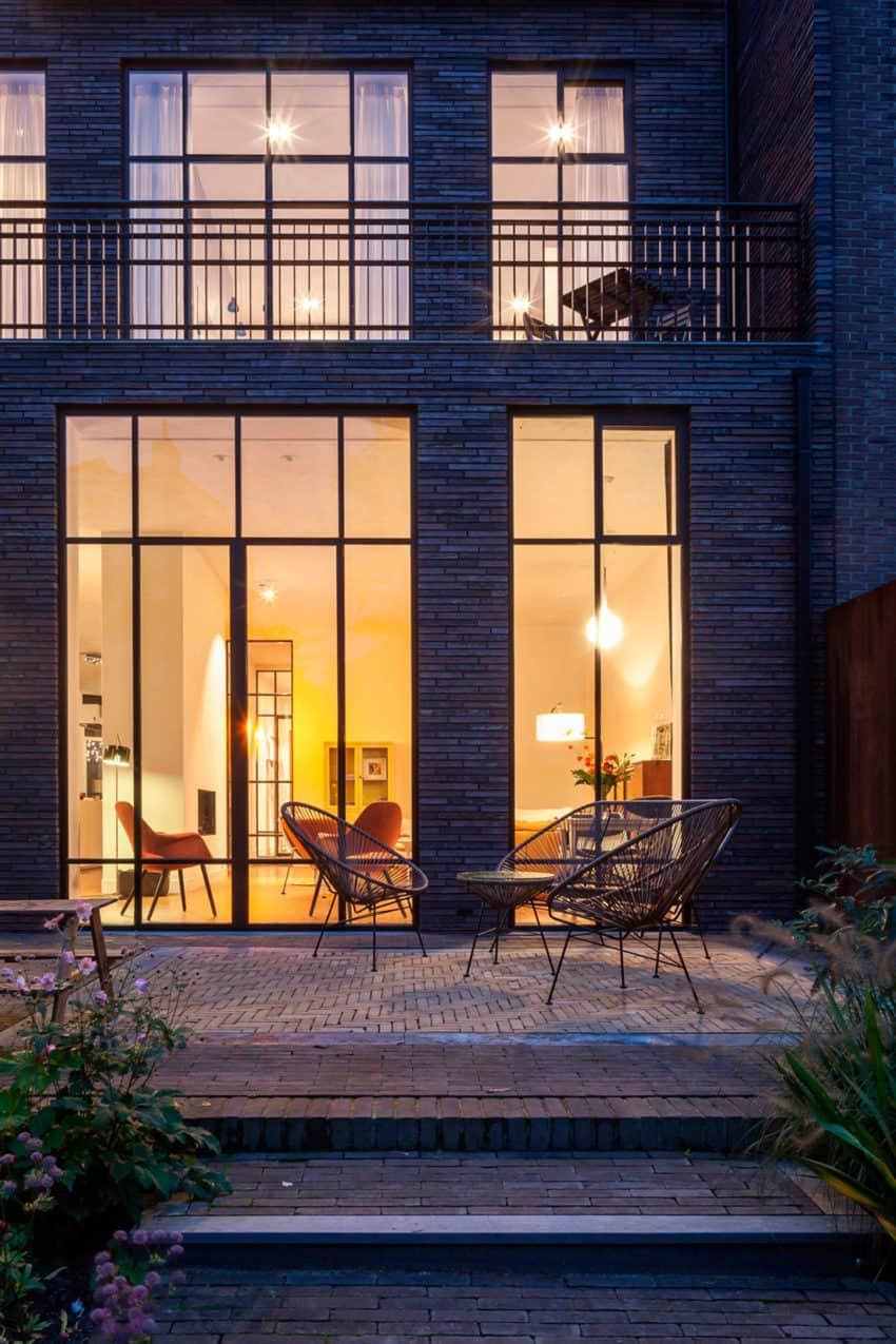 Townhouse Kralingen by Paul de Ruiter Architects (25)