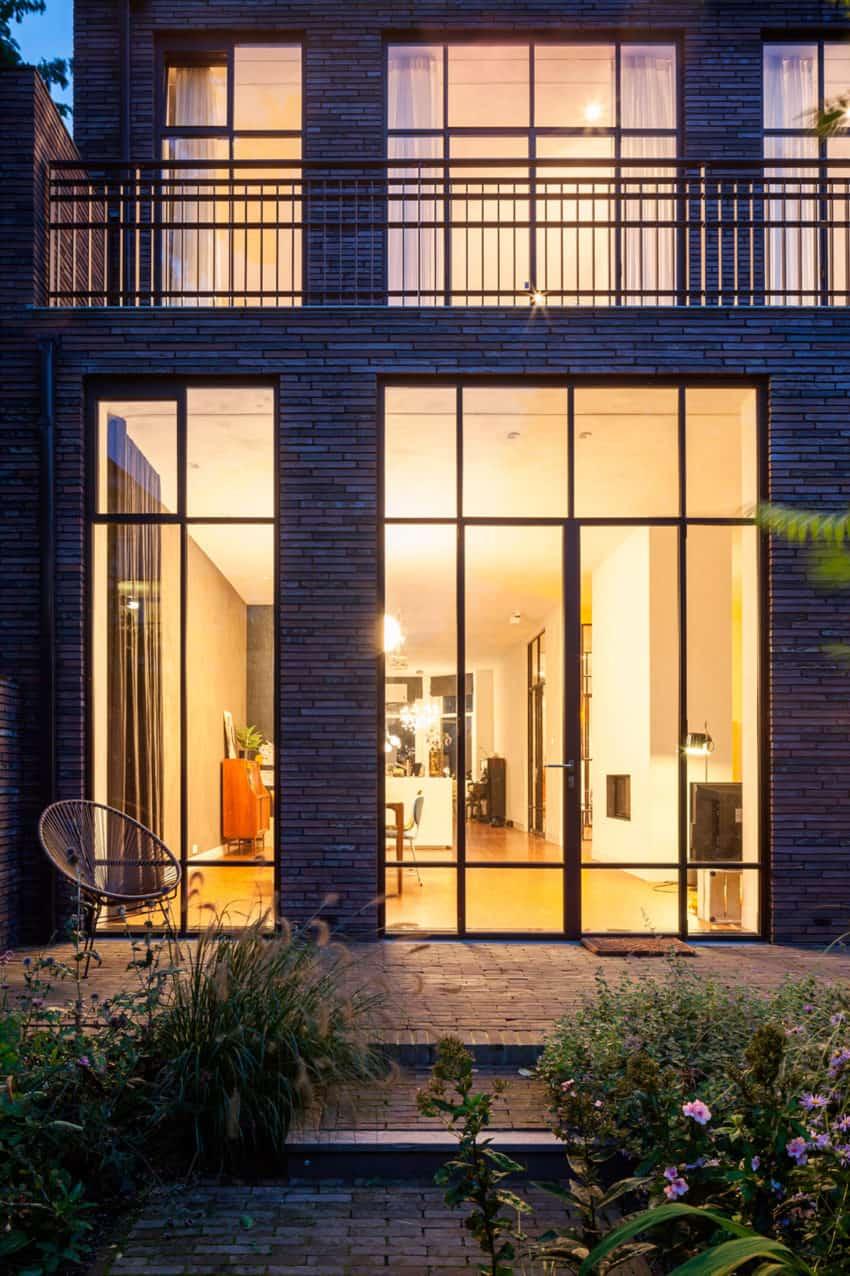 Townhouse Kralingen by Paul de Ruiter Architects (26)
