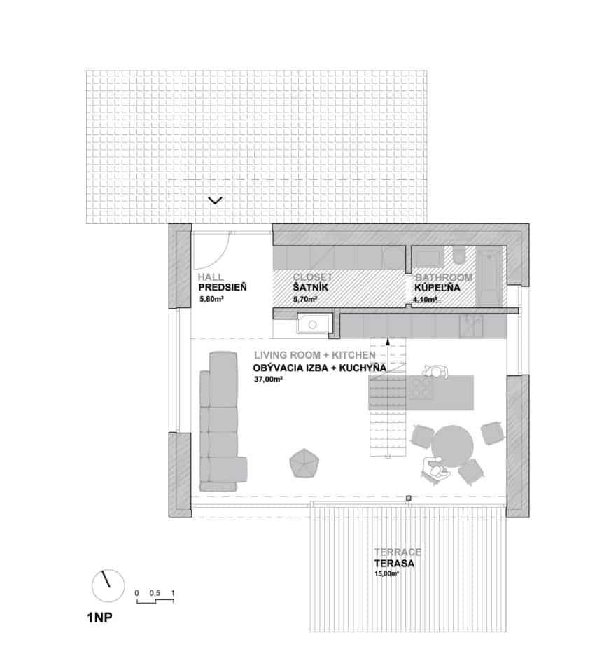 Under the Calvary by Architekti Šercel Švec (15)
