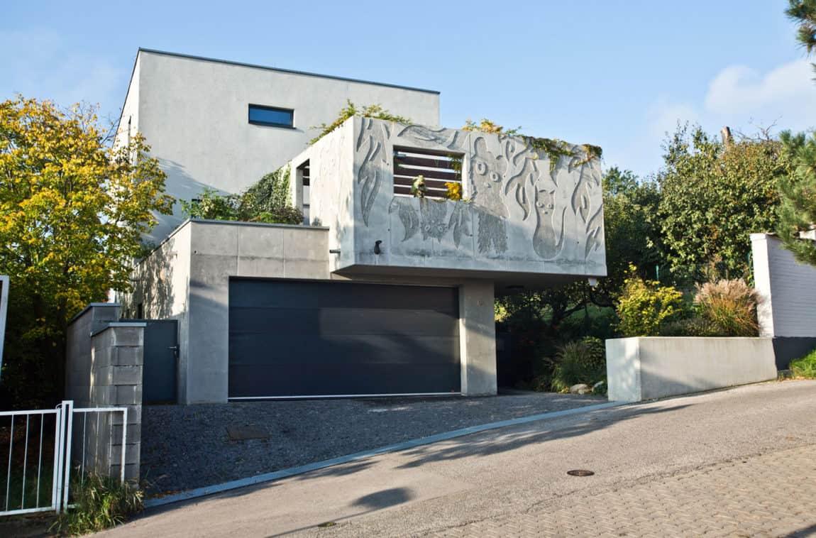 Villa Inga by ARCHITEKTI ŠEBO LICHÝ (1)