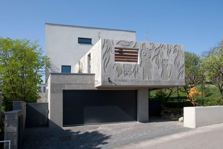 Villa Inga by ARCHITEKTI ŠEBO LICHÝ (2)