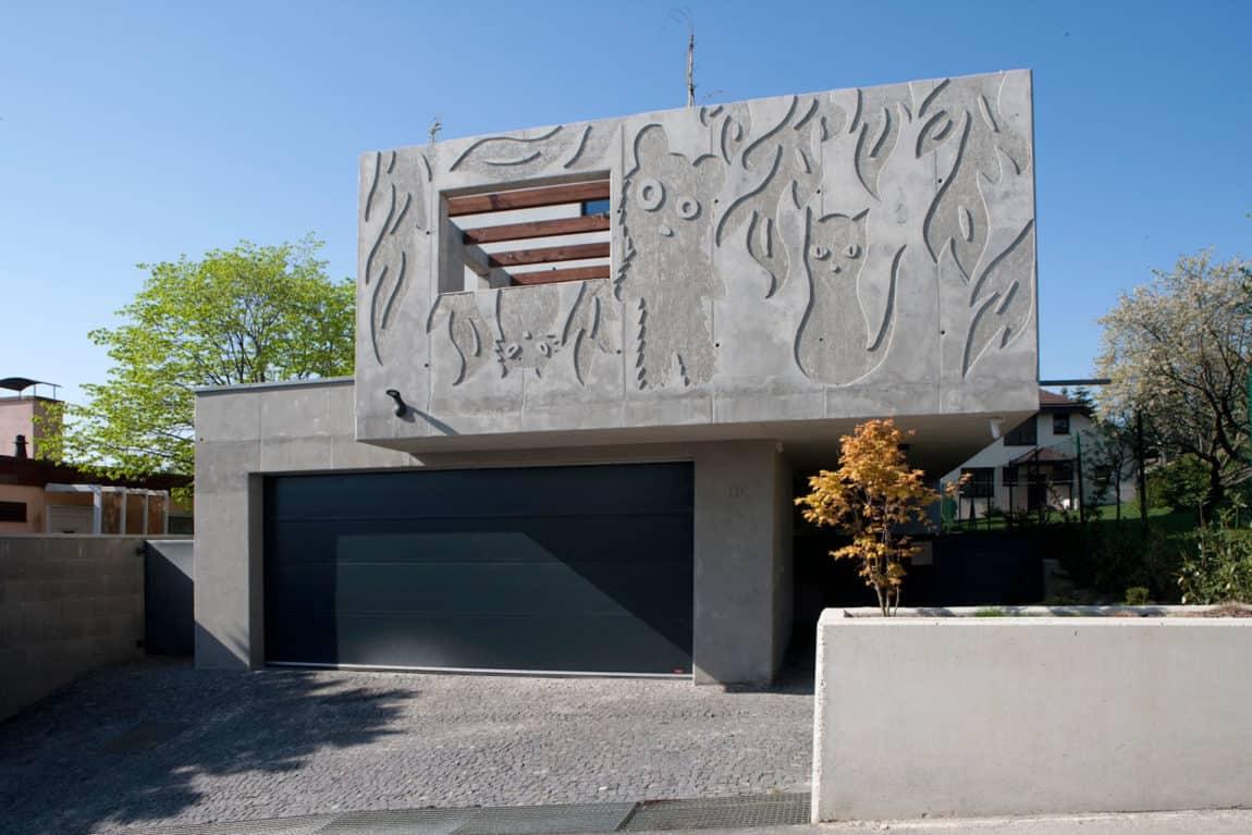 Villa Inga by ARCHITEKTI ŠEBO LICHÝ (4)