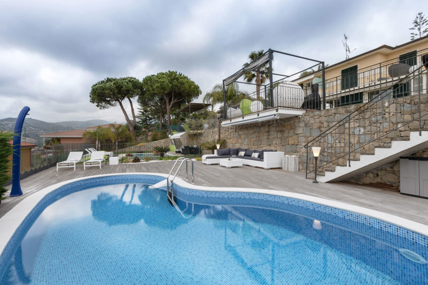 Villa in bordighera by NG-STUDIO interior design (4)