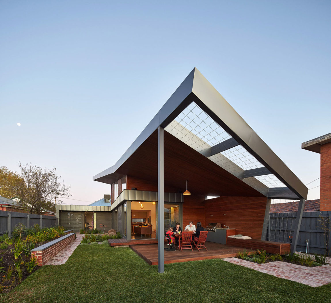 Yarraville Garden House by Guild Architects (2)