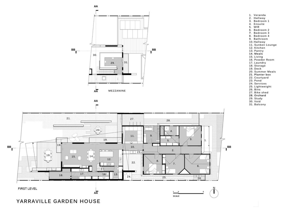 Yarraville Garden House by Guild Architects (20)