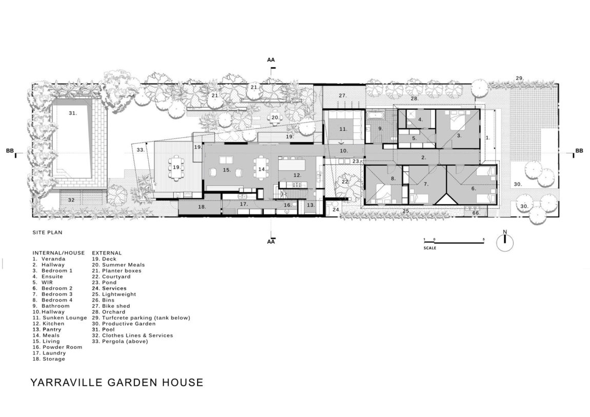Yarraville Garden House by Guild Architects (23)