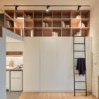 22m2 Apartment in Taiwan by A Little Design (2)