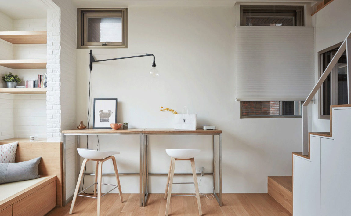 22m2 Apartment in Taiwan by A Little Design (4)