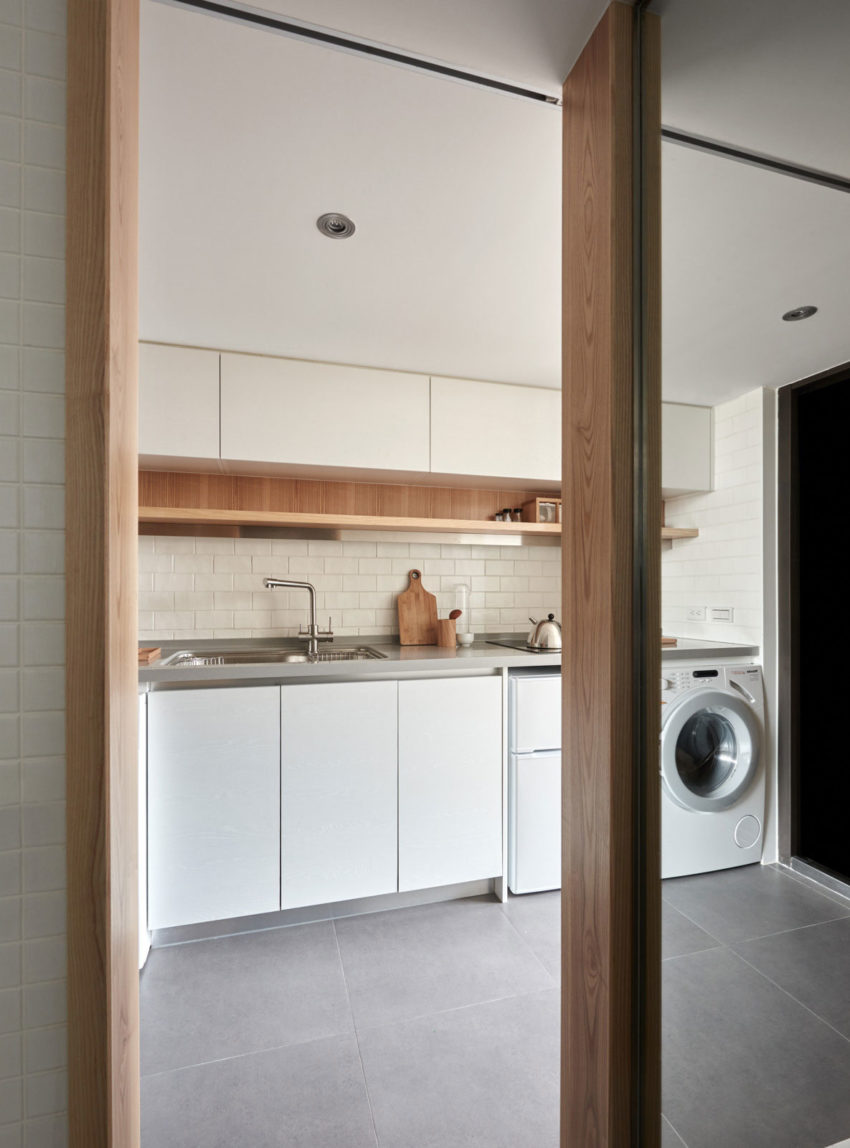 22m2 Apartment in Taiwan by A Little Design (6)