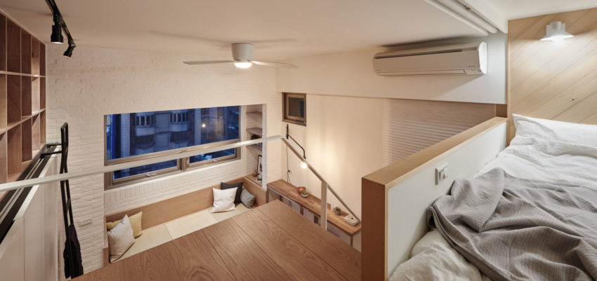 22m2 Apartment in Taiwan by A Little Design (14)