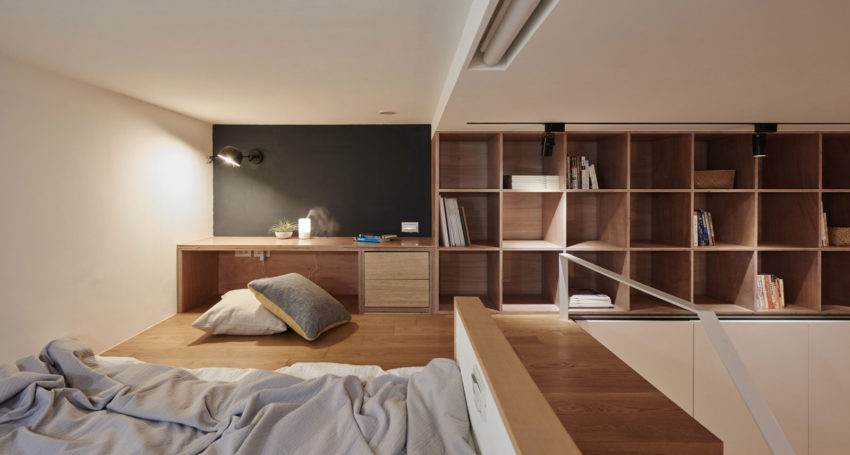 22m2 Apartment in Taiwan by A Little Design (16)