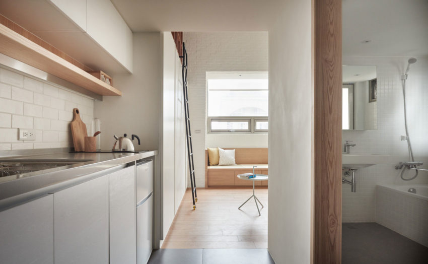 22m2 Apartment in Taiwan by A Little Design (17)