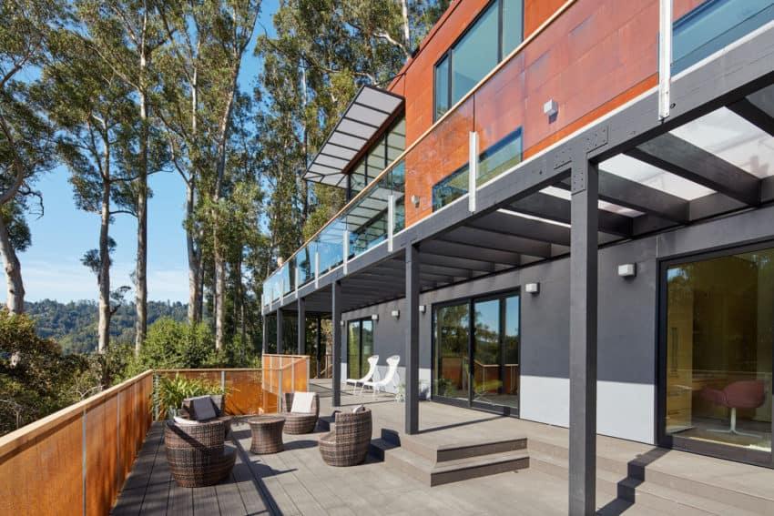 441 Tamalpais Ave   Hillside House by Zack de Vito (7)